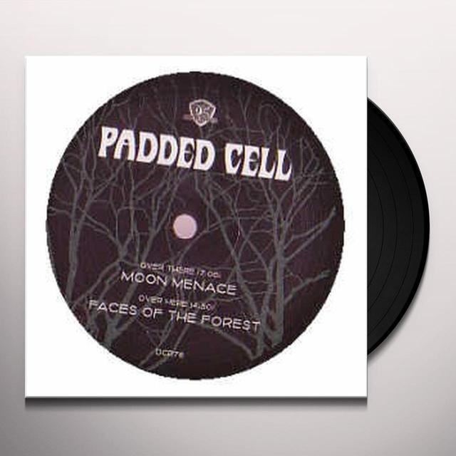 Padded Cell MOON MENACE Vinyl Record
