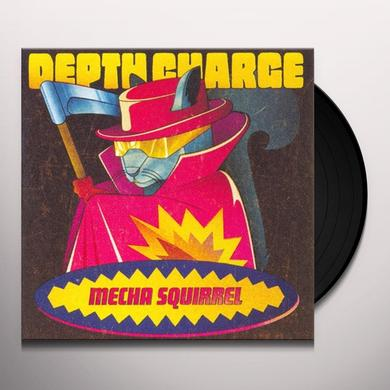 Depth Charge MECHA SQUIRREL Vinyl Record