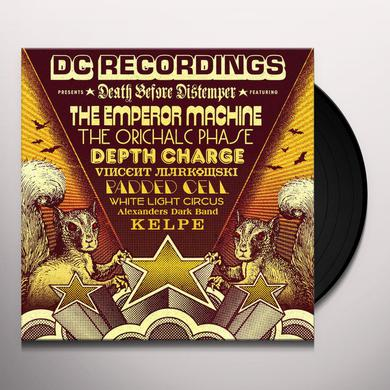 DEATH BEFORE DISTEMPER Vinyl Record