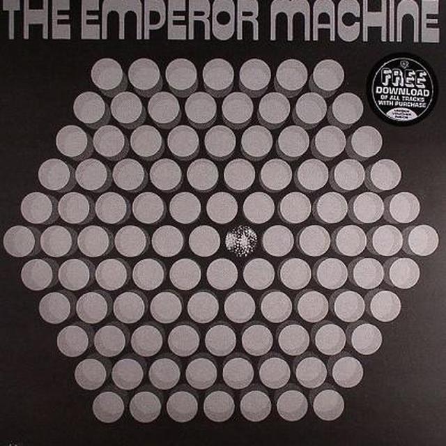 Emperor Machine BLACK KEN Vinyl Record