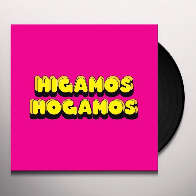 HIGAMOS HOGAMOS Vinyl Record