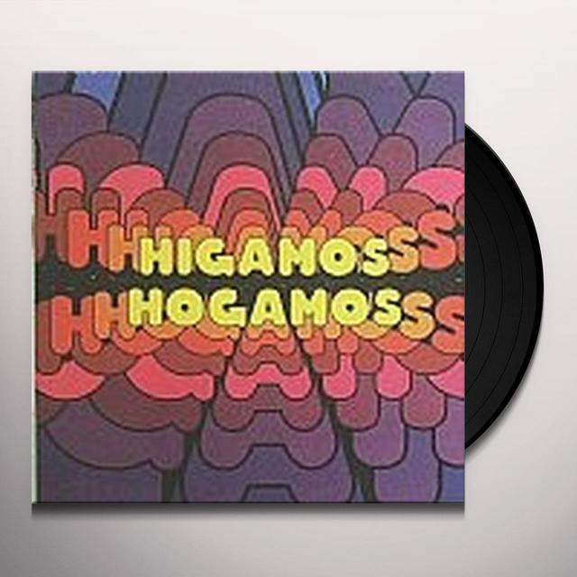 Higamos Hogamos INFINITY PLUS ONE Vinyl Record