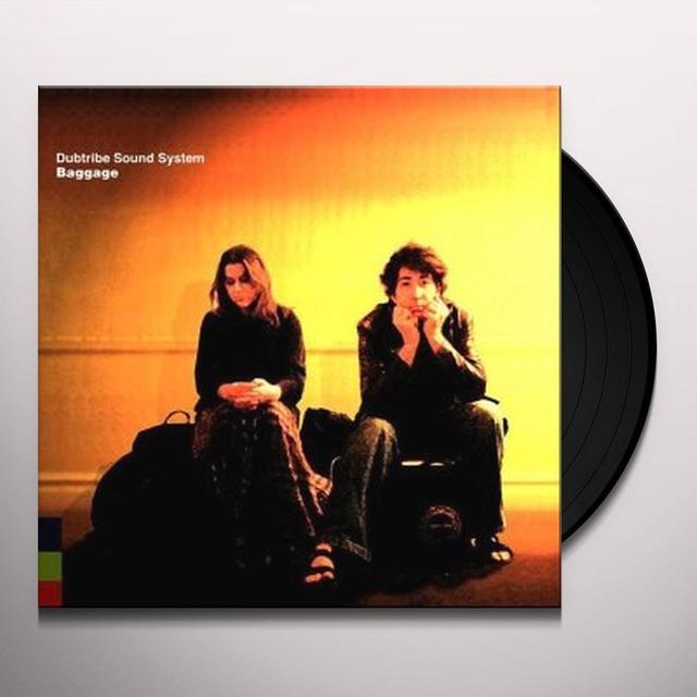 Dubtribe Sound System BAGGAGE Vinyl Record
