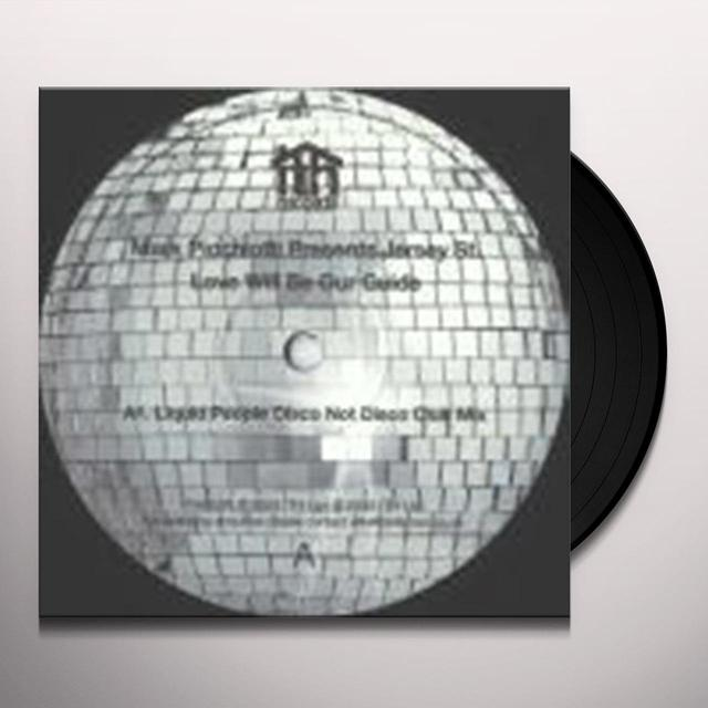 Mark Picchiotti LOVE WILL BE OUR GUIDE Vinyl Record