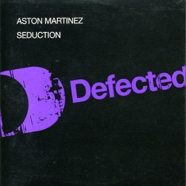 Aston Martinez SEDUCTION Vinyl Record