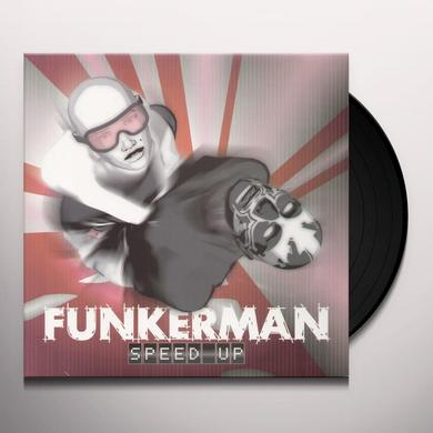 Funkerman SPEED UP Vinyl Record