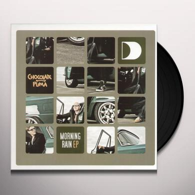 Chocolate Puma MORNING RAIN Vinyl Record