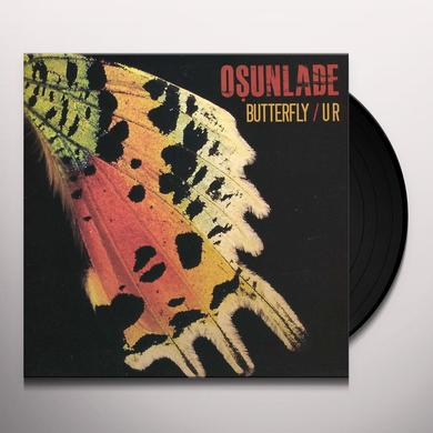 Osunlade BUTTERFLY / UR Vinyl Record