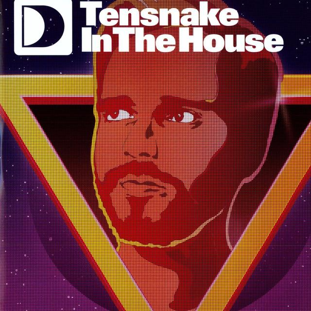 TENSNAKE IN THE HOUSE EP2 / VARIOUS Vinyl Record - UK Release