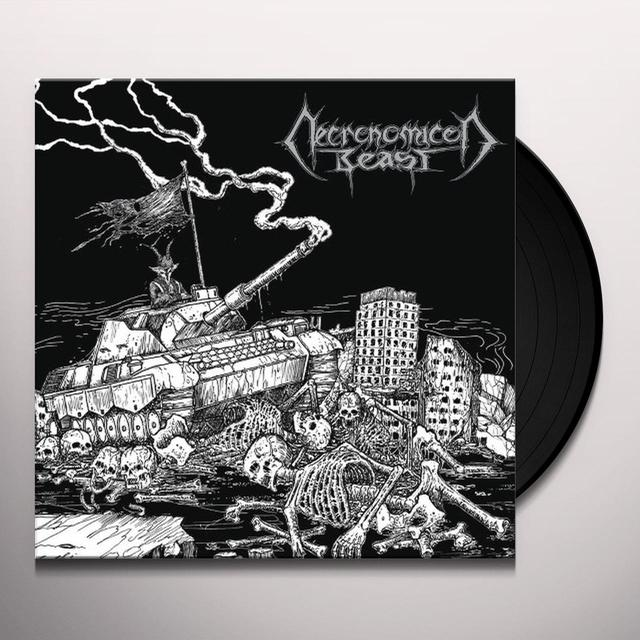 Necronomicon Beast SOWERS OF DISCORD Vinyl Record