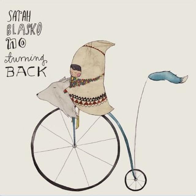Sarah Blasko NO TURNING BACK Vinyl Record - UK Import