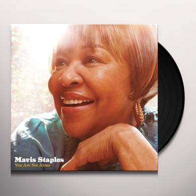 Mavis Staples YOU ARE NOT ALONE Vinyl Record