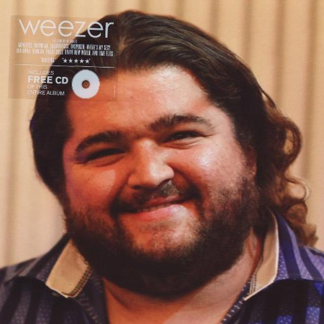 Weezer HURLEY Vinyl Record