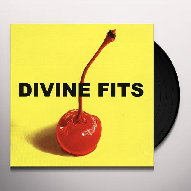 THING CALLED DIVINE FITS Vinyl Record