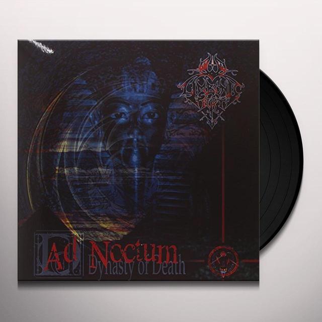 Limbonic Art AD NOCTUM: DYSNASTY OF DEATH Vinyl Record