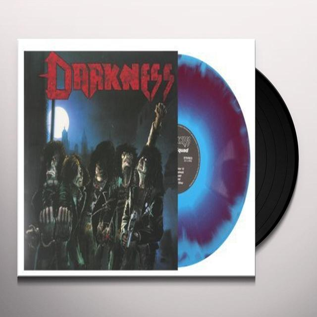 The Darkness DEATH SQUAD Vinyl Record
