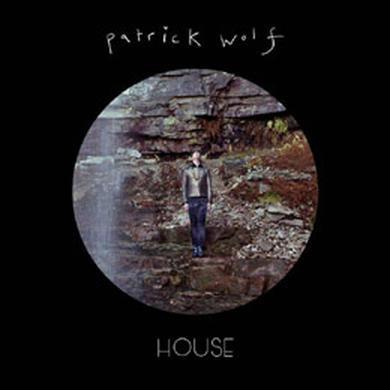 Patrick Wolf HOUSE Vinyl Record