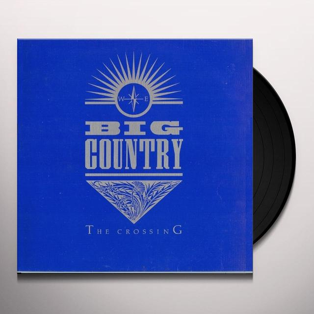 Big Country CROSSING (Vinyl)