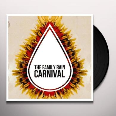 Family Rain CARNIVAL Vinyl Record