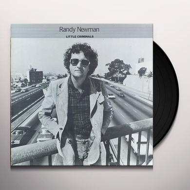 Randy Newman LITTLE CRIMINALS Vinyl Record - 180 Gram Pressing