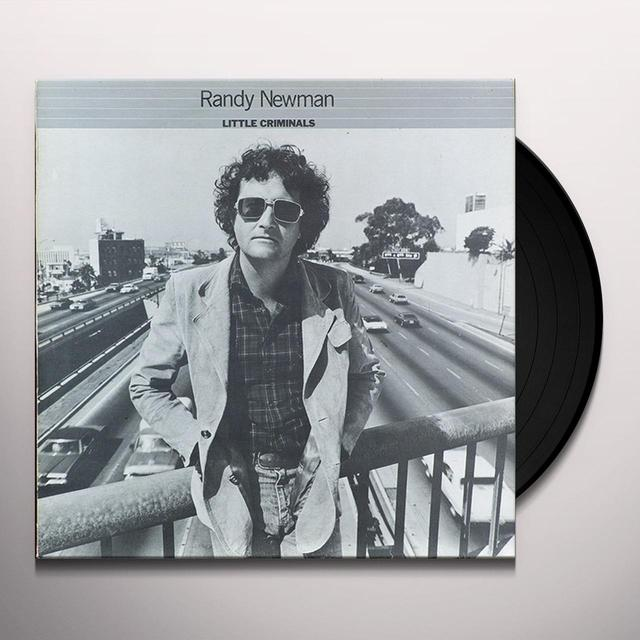 Randy Newman LITTLE CRIMINALS Vinyl Record - 180 Gram Pressing