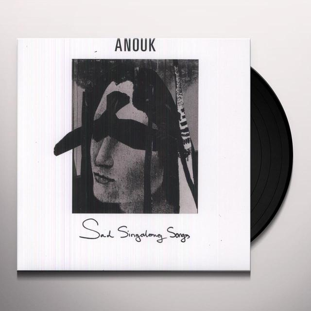 Anouk SAD SINGALONG SONGS Vinyl Record