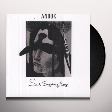Anouk SAD SINGALONG SONGS Vinyl Record - 180 Gram Pressing