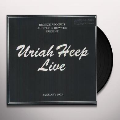 Uriah Heep LIVE 1973 (OGV) (Vinyl)