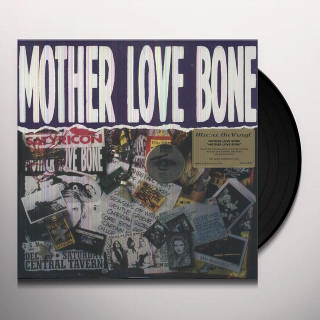 MOTHER LOVE BONE Vinyl Record - 180 Gram Pressing