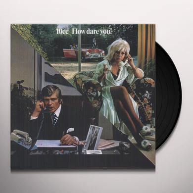 10cc HOW DARE YOU Vinyl Record