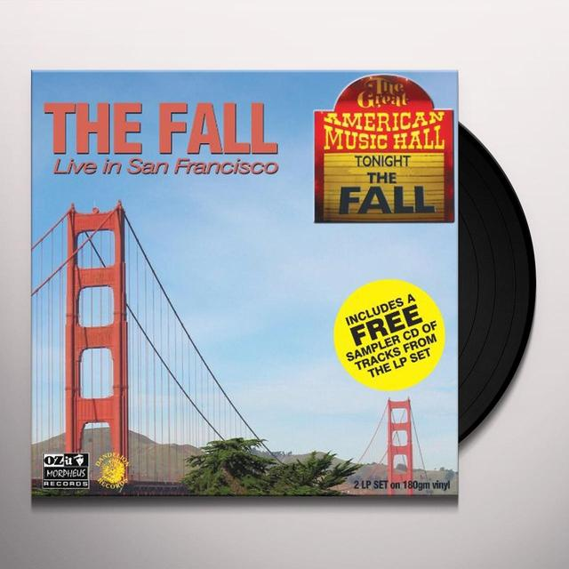 Fall LIVE IN SAN FRANCISCO Vinyl Record