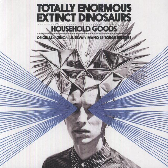 Totally Enormous Extinct Dinosaurs HOUSEHOLD GOODS Vinyl Record