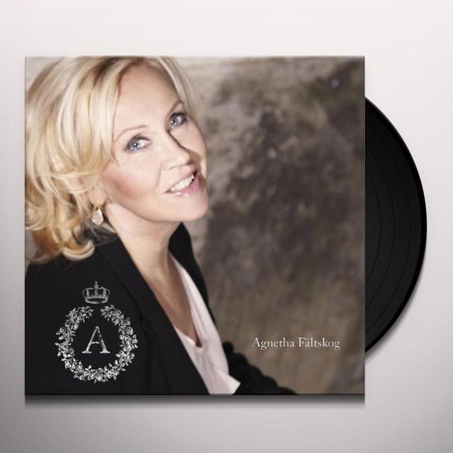 Agnetha Faltskog A Vinyl Record - Holland Import