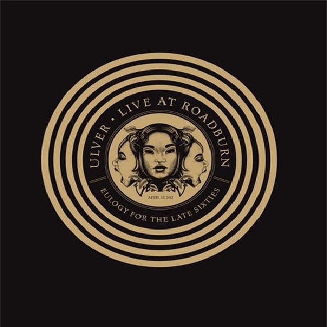 Ulver LIVE AT ROADBURN 2012 Vinyl Record - Limited Edition