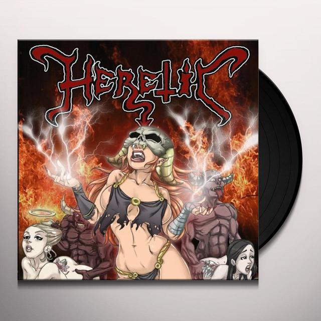 Heretic ANGELCUNTS & DEVILCOCKS Vinyl Record