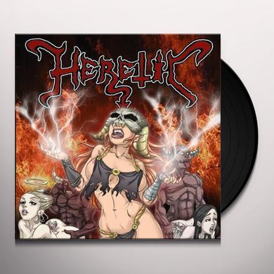 Heretic ANGELCUNTS & DEVILCOCKS Vinyl Record