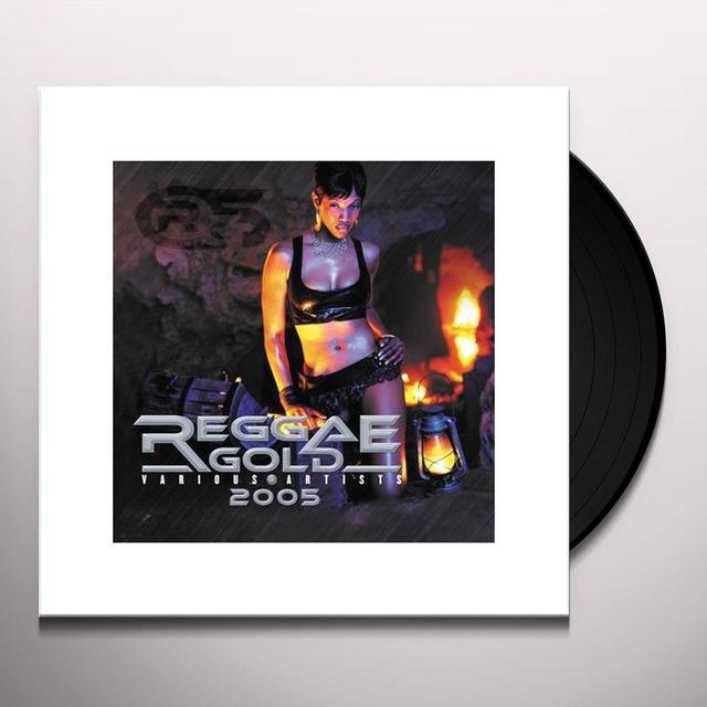 REGGAE GOLD 2005 / VARIOUS Vinyl Record - UK Release