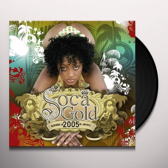 SOCA GOLD 2005 / VARIOUS Vinyl Record - UK Release