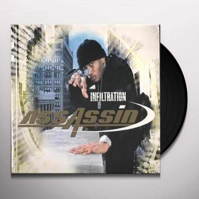 Assassin INFILTRATION Vinyl Record