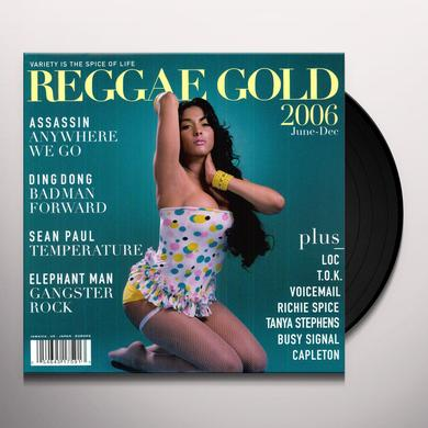 REGGAE GOLD 2006 / VARIOUS Vinyl Record