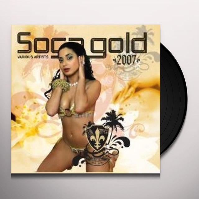 SOCA GOLD 2007 / VARIOUS Vinyl Record