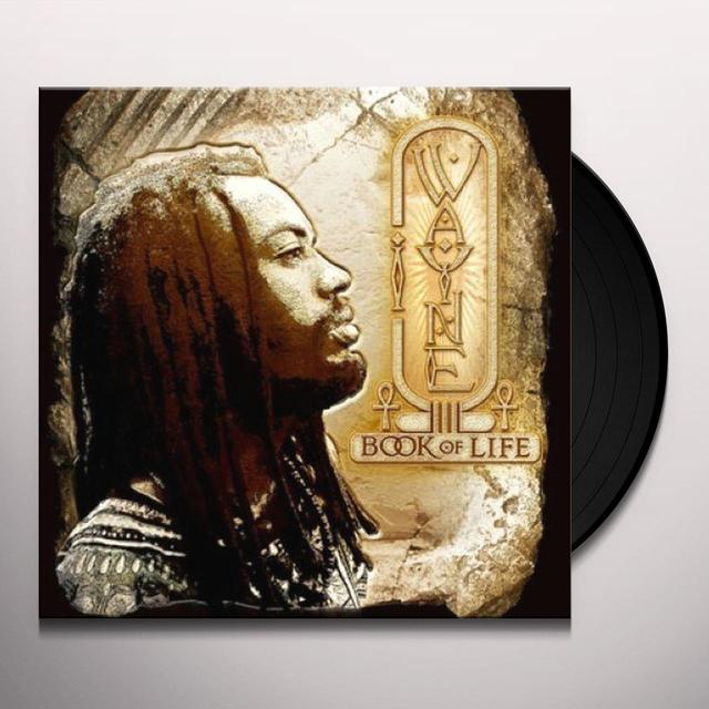 I Wayne BOOK OF LIFE Vinyl Record