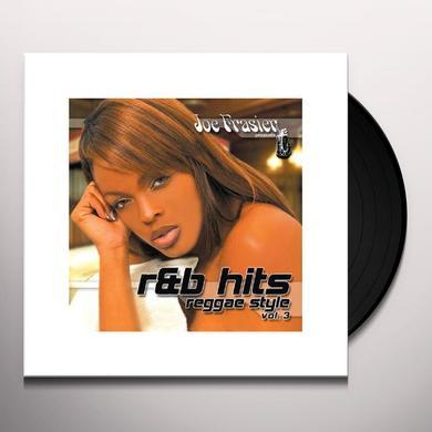 R&B HITS REGGAE STYLE 3 / VARIOUS Vinyl Record