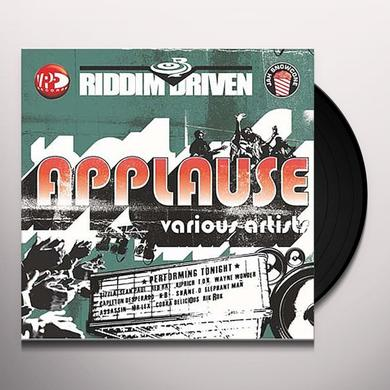 RIDDIM DRIVEN APPLAUSE / VARIOUS Vinyl Record