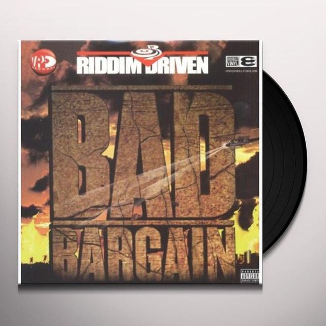 BAD BARGAIN / VARIOUS Vinyl Record