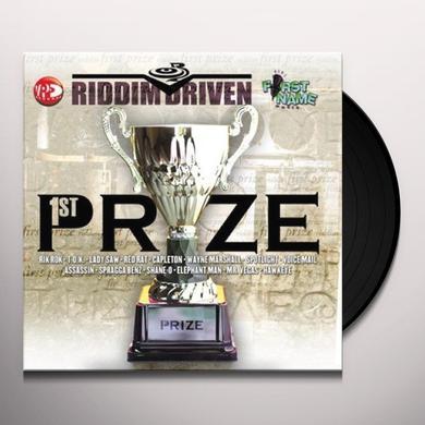 RIDDIM DRIVEN 1ST PRIZE / VARIOUS Vinyl Record