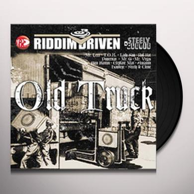 RIDDIM DRIVEN OLD TRUCK / VARIOUS Vinyl Record