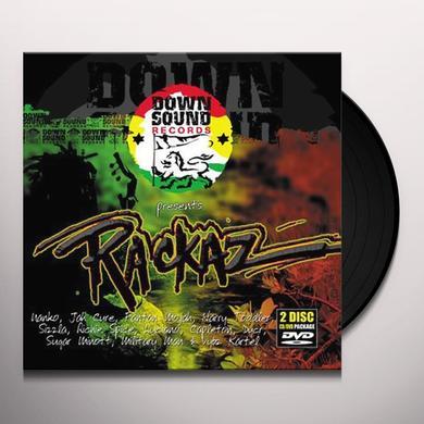 RIDDIM DRIVEN RACKAZ / VARIOUS Vinyl Record