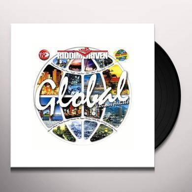 RIDDIM DRIVEN GLOBAL / VARIOUS Vinyl Record