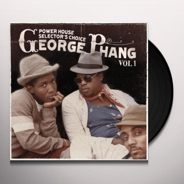 George Phang POWERHOUSE SELECTOR'S CHOICE Vinyl Record - UK Release